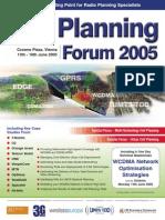CellPlanning2005