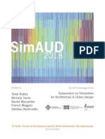 SimAUD2018 Proceedings LoRes