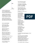 Colecție de Poezii Patriotice
