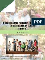 Danilo Díaz Granados - Familias Funcionales. El Secreto de Las Familias Felices, Parte II