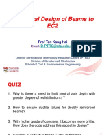05. Flexural Design of Beams to EC2 (2014 10 07)