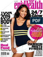 Womens Health JanuaryFebruary 2019 Preview