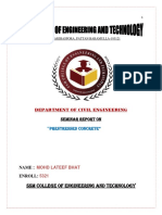 Report of Presentation