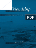 Grunebaum, James O. - Friendship