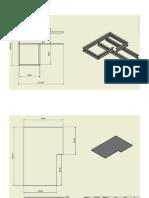 Planos de Fabricacion - Plataforma