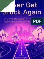 Never Get Stuck Again
