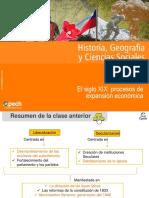 Clase 14 El Siglo XIX Procesos de Expansión Económica 2015