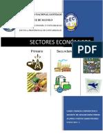 Sectores Económicos - Finanzas Coorportaivas II