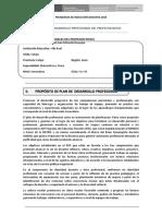 Estructura Del Pdp