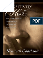 Sensitivity of Heart by Kenneth Copeland