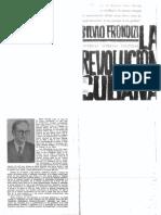 Silvio Frondizi La Revolucion Cubana