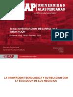 Ayuda 1 La Innovacion Tecnologica y Su Relacion Con La Evolucion de Los Negocios