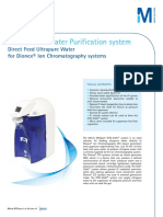 ICW-3000 Water Purification System