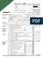 Amara Enyia's 2016 Tax Return