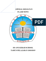 Format Buku Agenda Surat