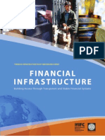 Financial Infrastructure Report