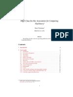 Acm Guide
