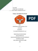 Crs Abdul Rahman Saputra