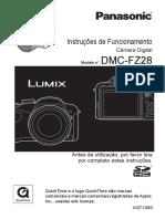 Manual Lumix DMC-FZ28