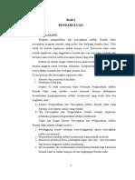 Pedoman Pengorganisasian Komite (Lawas)