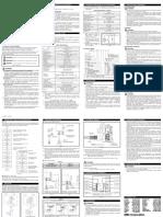 Manual Liquiline Cm442