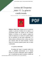 6- La Doctrina del Despertar. Capítulo VI_ julius evola