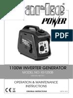 Generator Clarke IV1200