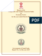 Report No.1 of 2017 - Economic Sector Government of Tamil Nadu