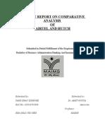 Copy of Airtel vs Hutch-moha's Project