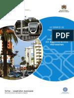 3. Guide Diagnostic Comparatif Dans 6 Agglomérations Marocaines