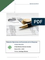 Ejercicios Eco Emp 14-15
