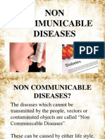 Chronic Diseases - International