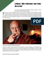 Entrevista - António Coimbra de Matos