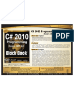 C# 2010 Programming Black Book