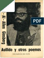 Aullido y otros poemas - Allen Ginsberg