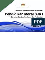 pendidikan moral tahun 3 kssr semakan