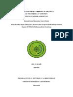 Regb15 Kebumen.siti Subekti.praktik Pengarahan Kepala Ruangan Icu Rsds