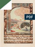 Almanaque Gallego Para 1926