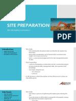 BC2 L7 Site Preparation