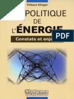 [Thibaut_Klinger]_Géopolitique_de_l'Energie.pdf