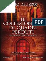 Fabio Delizzos - Il Collezionista Di Quadri Perduti