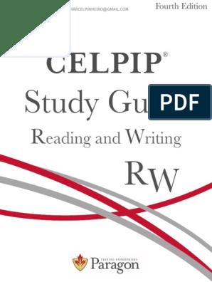 Prep overview celpip.