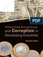 Vineeta Yadav - Political Parties, Business Groups, And Corruption in Developing Countries-Oxford University Press (2011)
