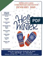 January 2019 Herald