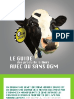 Green Peace Guide Ogm Fromage