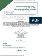 Modernization of Irrigation System Operations_ Proceedings
