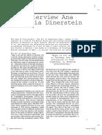 Interview Ana Cecilia Dinerstein_magazine TAOH