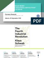 Catatan Ringan Revolusi Industri 4.0