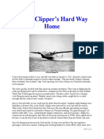 Mil Hist - WWII Clipper's Hard Way Home