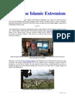 Philippine Islamic Extremism
